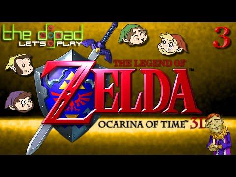 """Don't Get Too Close"" - PART 3 - Ocarina of Time 3D: Master Quest"