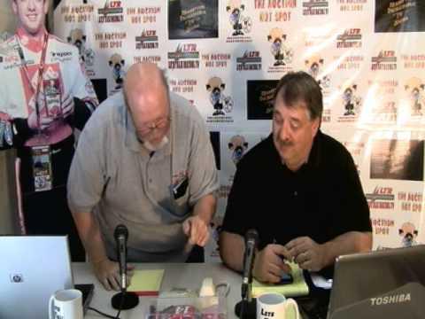 Let's Talk Racing TV Show 4/24/2013 Buck Reuss, Kaley Engstrom, Joel Willman, Jeff Knight