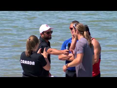 Day 8: Men's and Women's Canoe/Kayak, Women's Volleyball // Bilan de la huitième journée