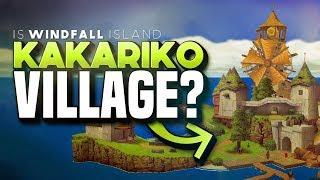 The Mystery of Windfall Island (Zelda Theory)