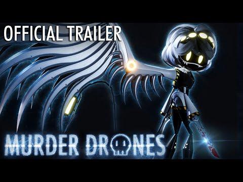 MURDER DRONES [OFFICIAL TRAILER]