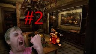 Layers of Fear #2: We Seem to have a Rat Problem.