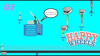 How to grab in happy wheels?