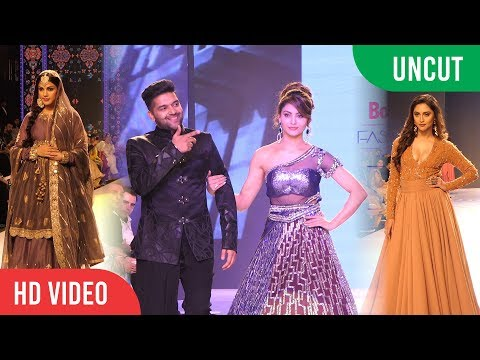 UNCUT - Bombay Times Fashion Week 2018 | Urvashi, Mouni Roy,