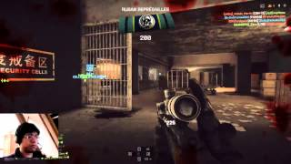 Battlefield 4: Sniper Gameplay PC[FR]