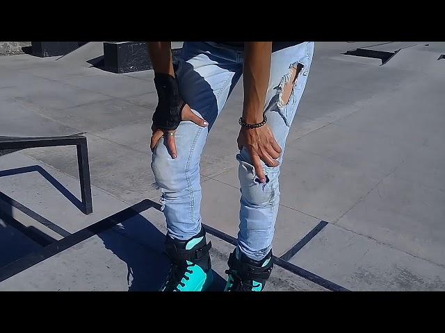 Un dia en el skatepark