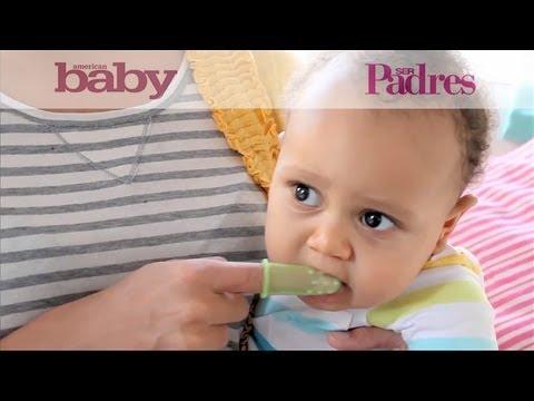 cuando empezar a lavar los dientes a un bebe