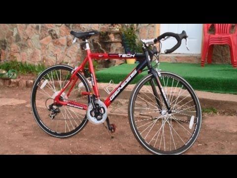 Genesis 700c Men S Roadtech Road Bike Vs Gmc Denali 700c Men S