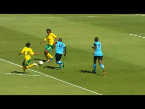Banyana Banyana vs Botswana  Moruleng Stadium