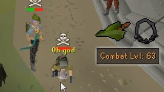 Low Level High Risk PKing