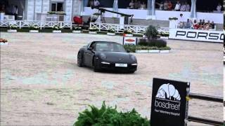 Jerôme Guery au volant de son nouveau bolide, la Porsche 911 Targa !