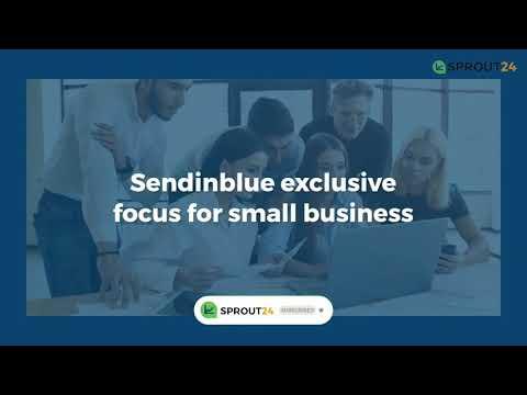 Review of SendinBlue Email Platform for Multi-Purpose Emails