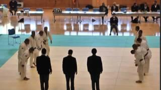 和歌山北高校柔道新人大会団体戦2014.11月16日