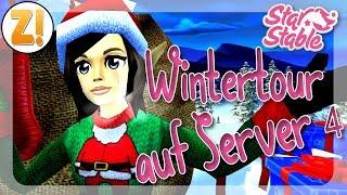 Winterstream auf Server 4! | Star Stable [SSO]