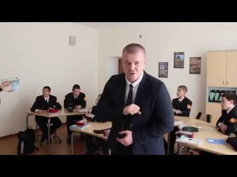 Рэп в Президентском Кадетском Училище