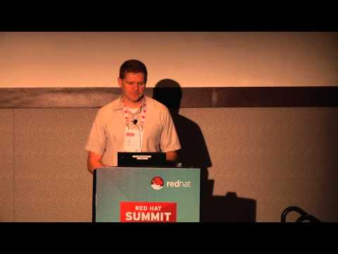 2013 Red Hat Summit: Managing Java Applications in an Open Hybrid Cloud