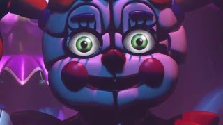 fnaf sister location official gameplay teaser trailer five nights at freddy s 5