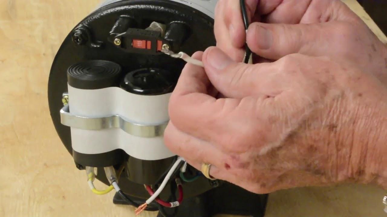 Lawn Sprinkler Pump    Wiring     YouTube