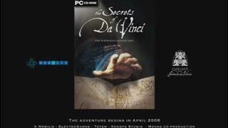 THE SECRETS OF DA VINCI : THE FORBIDDEN MANUSCRIPT - Debut Trailer
