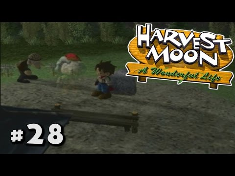 Harvest Moon: A Wonderful Life - Live Commentary/Playthrough | Part 28