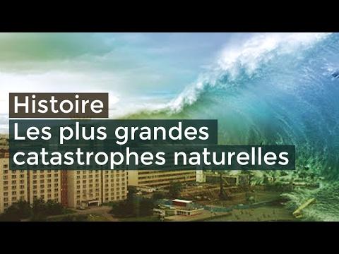 Les plus grosses catastrophes naturelles - Documentaire français 2017