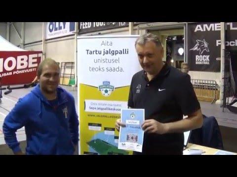 TÜ/Rock ja Gert Kullamäe panid Sepa Jalgpallikeskusele õla alla