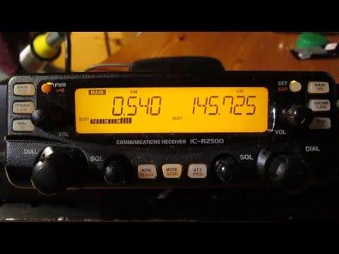Kossuth Rádió - Radio Budapest 540 Khz AM