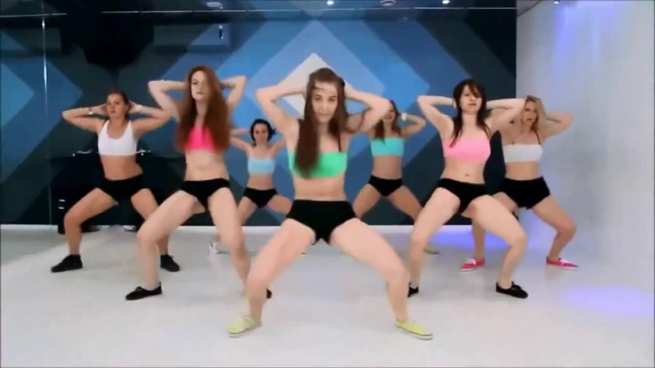 Twerk Dance By Russian Girl Choreo Twerking 2016