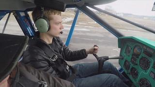 Любой может стать пилотом!