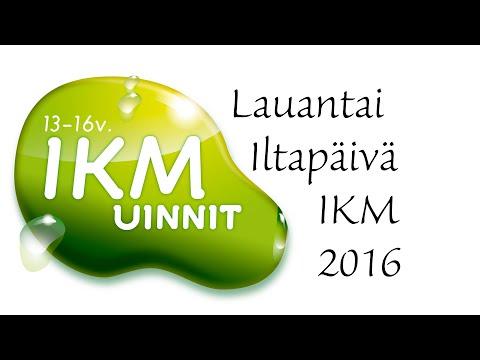 IKM Turku La 18.6 iltapäivä