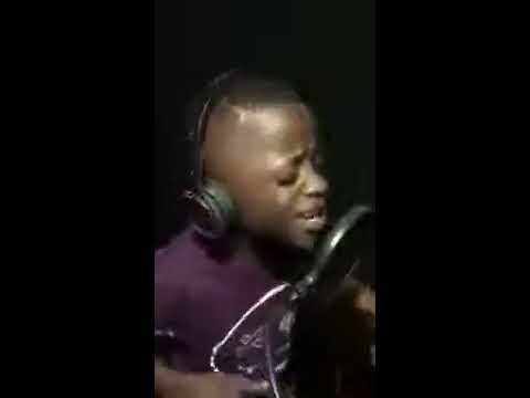 Teenage Boy Murders Davido's IF Song! Fuji Version By Destiny Boy BBM CHANNEL C001AE6AD w