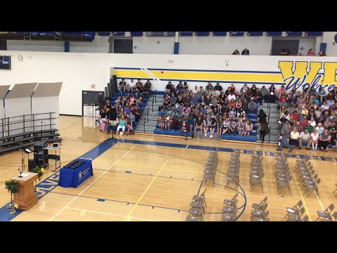 Wadena-Deer Creek High School Commencement
