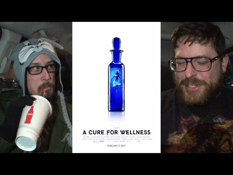Midnight Screenings - A Cure for Wellness