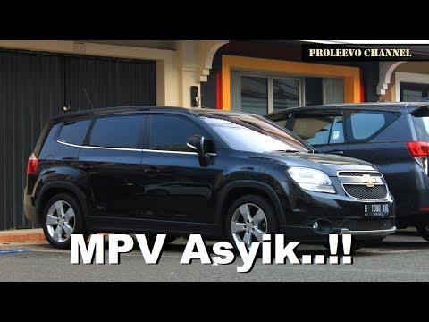 Mobil Bekas Ganteng Harga Avanza, Chevrolet ORLANDO 2016