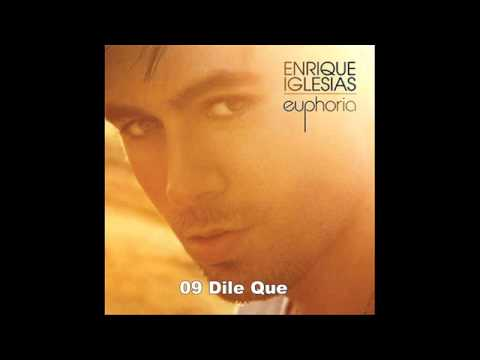 enrique iglesias-euphoria new album-all songs