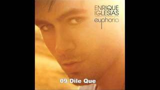 enrique iglesias-euphoria new album-all songs