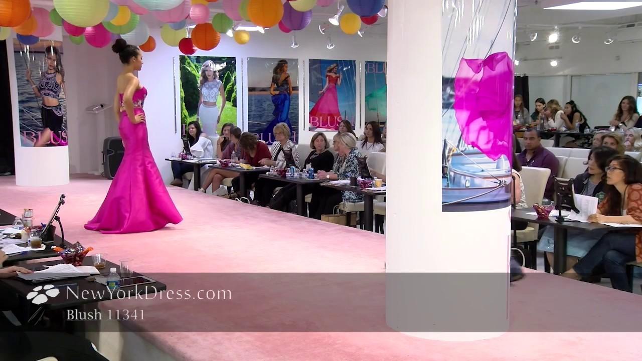 Blush 11341 Dress - NewYorkDress.com