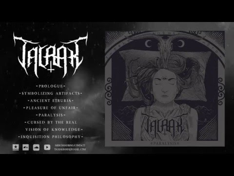 TALRAK - Paralysis | Full EP (2016)