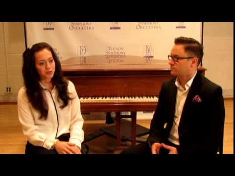 Lauren Roth on Her Concerto Debut with the TSO