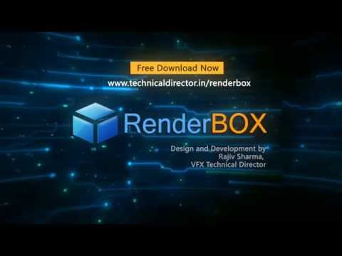 RenderBOX - Advanced Rendering Manager (Free Software)