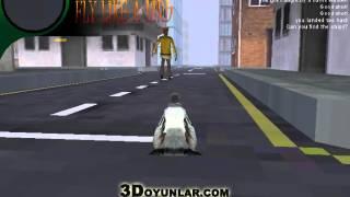 3D Güvercin | 3D Oyunlar