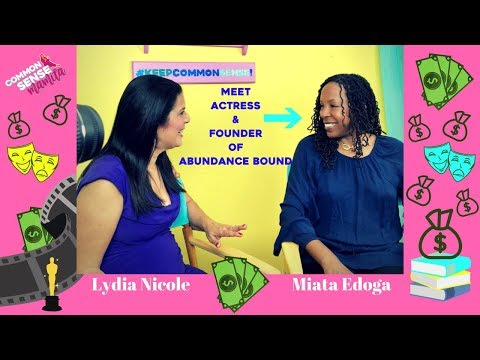 Miata Edoga Breaks Down Financial Education for Artists - Part 1 -