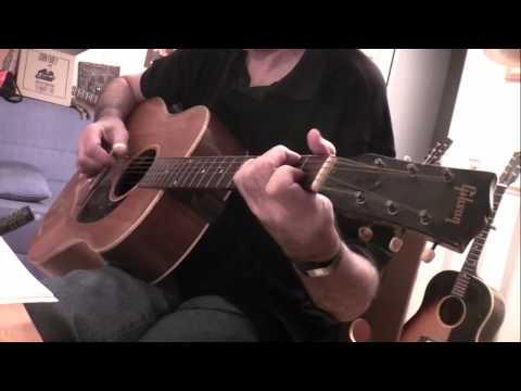 Medley : we three kings of orient are  - Cover John Fahey Christmas guitar songs