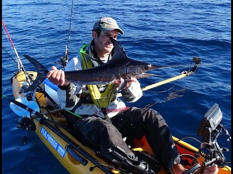 Peche en kayak mer 2013 doovi for Fissot fishing kayak