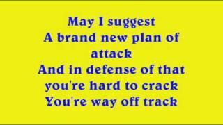 Darren Hayes - Strange Relationship (Lyrics)