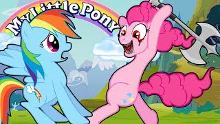 Evil My Little Pony | Just Smile !