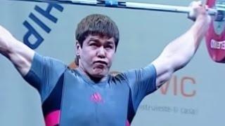 2009 European Weightlifting Championships, Men 94 kg \ Тяжелая Атлетика. Чемпионат Европы