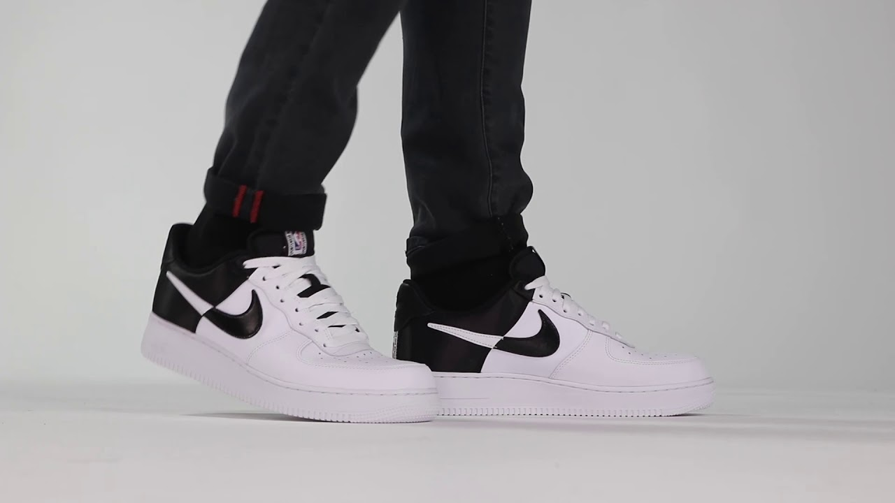 Custodio espina Proporcional  NIKE AIR FORCE 1 LV8 1 BQ4420-100 | Sneaker CAGE - YouTube