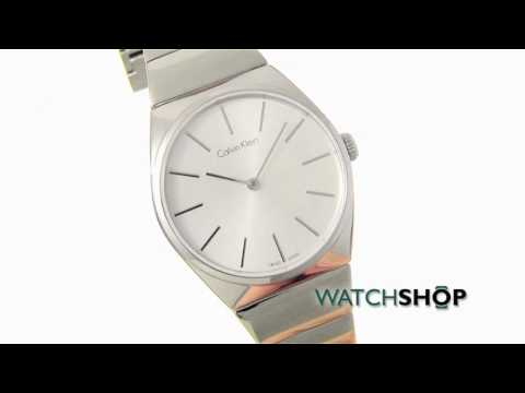 Calvin Klein Ladies' Supreme Midsize Watch (K6C2X146)