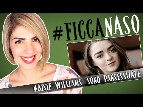Maisie Williams (Arya Stark) è pansessuale?! #Ficcanaso
